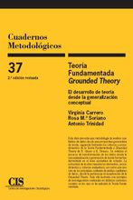 "Teoría fundamentada ""Grounded Theory"""
